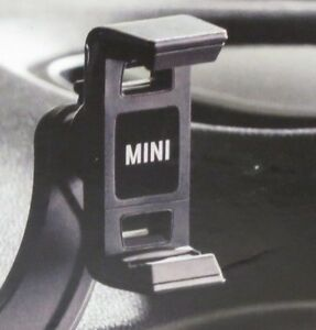 Oem Mini Cooper Universal Smartphone Holder For Click N Drive System 65902406942