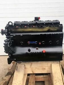 International 466d Engine Long Block Rebuilt Esn 466df2u057896