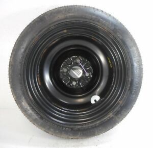 98 02 Toyota Corolla 14x4 Emergency Spare Tire Wheel Donut T125 70d14 Oem