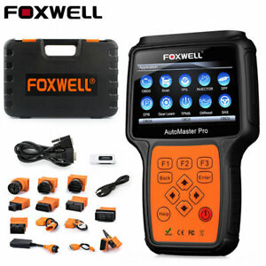 Automotive Full System Scanner Obd2 Code Reader Srs Abs Dpf Diagnostic Scan Tool