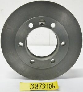 Tmx Semi finished A2 6 Adapter Plate 3 873 106 For 10 Chucks