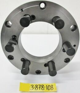Tmx Finished D1 8 Adapter Plate 3 878 108 For 10 Chucks