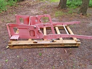 Woods Backhoe Subframe Mounting 1024885 For Bh90x On Kubota Grand L40 Tractors