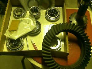 1980 1982 Corvette Rear End Differential Rebuild Kit With 3 07 Ring