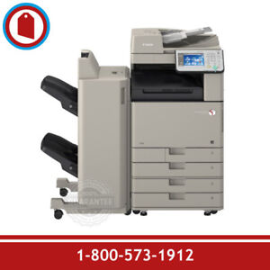 Canon Imagerunner Advance C3325i For Sale Super Low Use