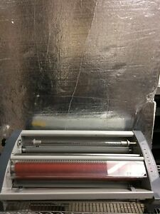 Royal Sovereign 27 School Thermal Roll Laminator Rsl 2701 Working Free Shipping