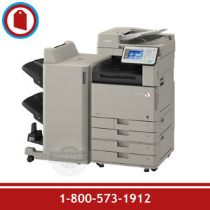 Canon Imagerunner Advance C3330i Machine For Sale Used With Low Meter