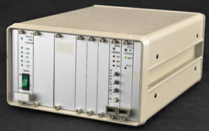 Lep Ludl 7 slot Microscope Filter Wheel shutter Controller Box Chassis 73000101