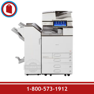 Ricoh Mp C4504 Copier Machine On Sale