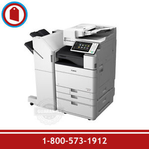 Canon Imagerunner Advance C5535i Copier Demo Model