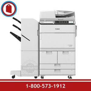 Canon Imagerunner Advance 6575i Copier On Sale Low Usage