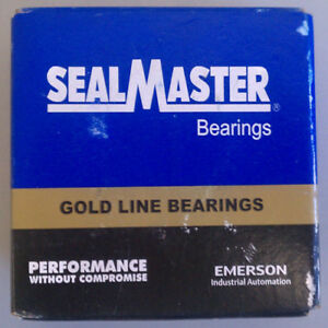 Lft12 Sealmaster New Ball Bearing Flange Unit