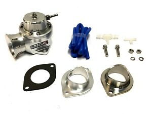 Obx Universal Bov With Floating Valve 40 Mm Silver 2 Bolt Mounting Flange