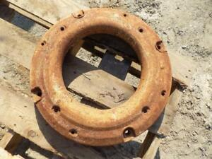 International 130 Lb Tractor Wheel Weights Came Off A 584 Will Fit Others