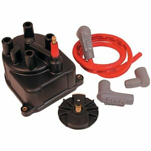 Msd Modified Distributor Cap And Rotor Kit 82933
