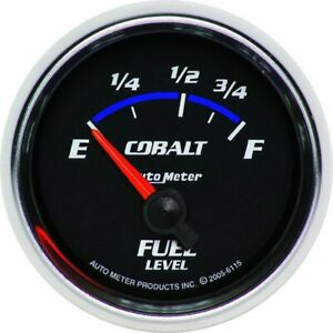Autometer Fuel Gauge Gas New 6115