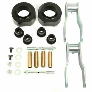 Rugged Ridge Suspension Lift Kit New For Jeep Cherokee 1984 2001 18401 34
