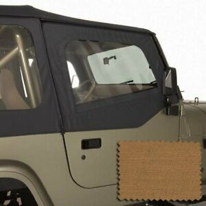 Rugged Ridge Door Skins Set Of 2 New Jeep Wrangler 1988 1995 Pair 13716 37