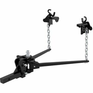 Curt Weight Distribution Hitch New 17332