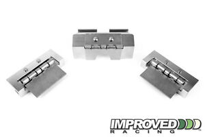 Improved Racing Trap door Inserts For Chevrolet C5 Corvette Oil Pan