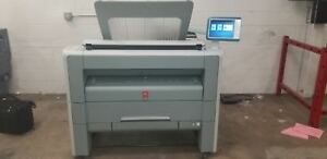 Oce Plotwave 340 Oce Plotwave 360 Wide Format For Sale