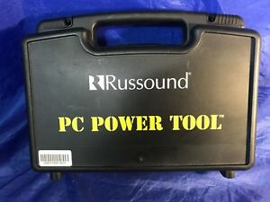 Russound Pc Power Tool Kit Custom Programming Kit Exc Condition Pre owned