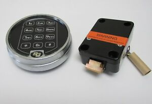 Sargent Greenleaf S g 6120 508 Electronic Keypad Safe Lock Kit For Locksmiths