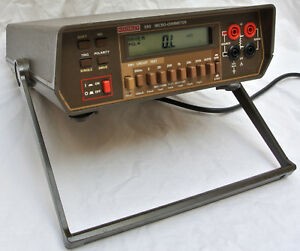 Keithley 580 Micro ohmmeter Tested Working 60 Day Guarantee