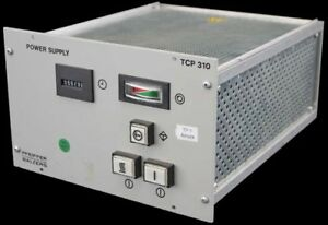 Pfeiffer Balzers Tcp 310 Turbo Molecular Vacuum Pump Power Supply Unit