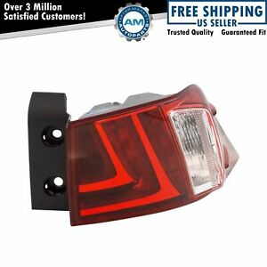 Tail Light Lamp Rear Outer Left Lh Driver Side For 14 16 Lexus Is250 Is350 New