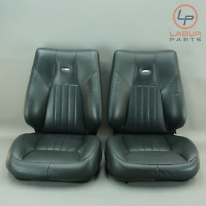 S088 W220 Mercedes 03 06 S Class Amg Front Left Right Seat Cushion Set Assembly