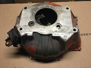 Gm 3788383 Aluminum Gm Bell Housing W Fork Chevy Ii Buick Olds used