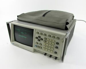 Hp 1631d Logic Analyzer Digitizing Oscilloscope W State And Timing Probes