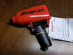 Snap On Tools Super Duty Impact Air Wrench Mg725 1 2 Drive Factory Rebuilt