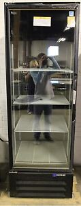 Master bilt Refrigerated Single Door Merchandiser