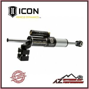 Icon Centerline Steering Stabilizer For 2007 2018 Jeep Wrangler Jk 22020