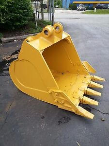 New 42 Excavator Bucket For A Caterpillar 312 W Pins