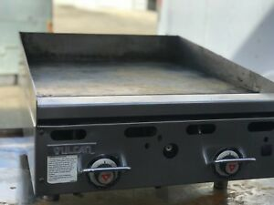 Vulcan Irx 24 Flat Griddle Infrared Heavy duty Natural Gas