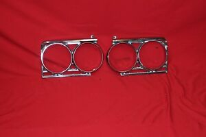 1965 Buick Skylark Headlight Bezels