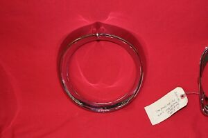 1956 Oldsmobile Starfire 88 98 Headlight Bezel
