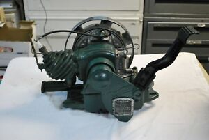 Maytag Gas Engine Single Model 19 Complete Runner Restored 92
