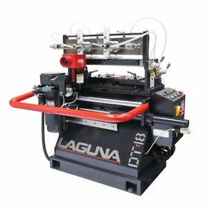 Laguna Dt18 Dovetail Machine Mdt182203 New