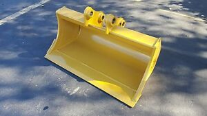 New 36 Caterpillar 301 7 Ditch Cleaning Bucket With Pins