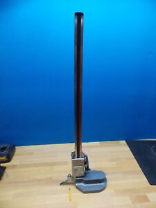 Spi Electronic Height Gage 24 Max Measurement 0 0005 Resolution 15 374 2