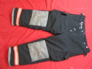 Used 2006 Chieftain Firefighter Bunker Turnout Pants 39 42 X 31 Thermal Liner