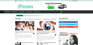 Established Profitable Insurance Website Business For Sale Earn 10 55 P click