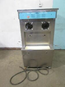 taylor 359 33 Hd Commercial 2 Flavors 208v 3ph Air Cooled Soft serve Machine