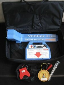 Mclaughlin Locator Set Model Verifier G2 Transmitter And Locator Wand 3