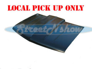 88 98 Chevy C1500 C2500 C3500 Truck 2 Cowl Induction Hood Steel Cowl