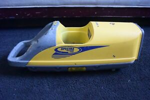 Trimble Red Beam Pipe Laser Model Dg 511 Laser Only Nothing More